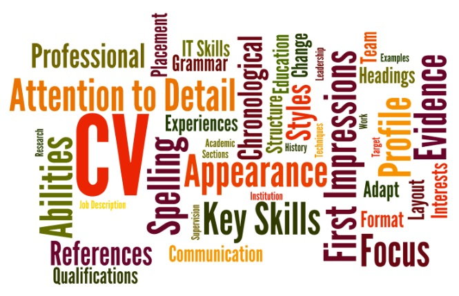 cv writing and interview skills